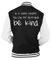 BE KIND VARSITY - INSPIRED BY KINDNESS